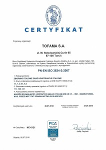 ISO-3834 PL