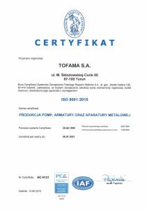 CERT 9001 PL-1